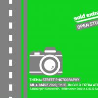 Open Studio 2020 - Street Photography