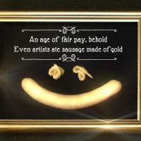 The Golden Sausage
